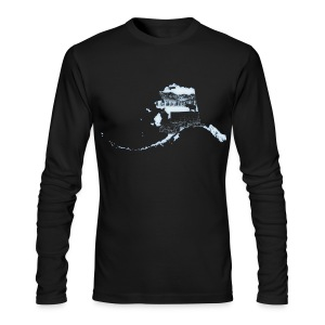 Alaska - Men's Long Sleeve T-Shirt by Next Level