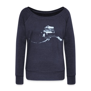 Alaska - Women's Wideneck Sweatshirt