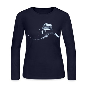 Alaska - Women's Long Sleeve Jersey T-Shirt