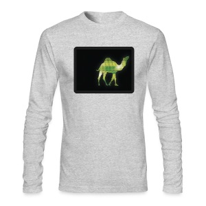 Camel Walk - Men's Long Sleeve T-Shirt by Next Level