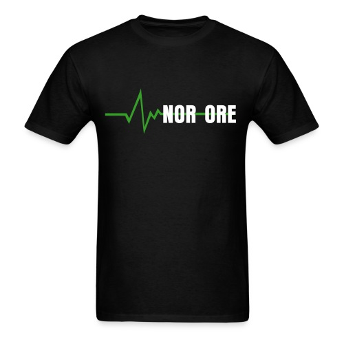 Oregon Injected - Men's T-Shirt