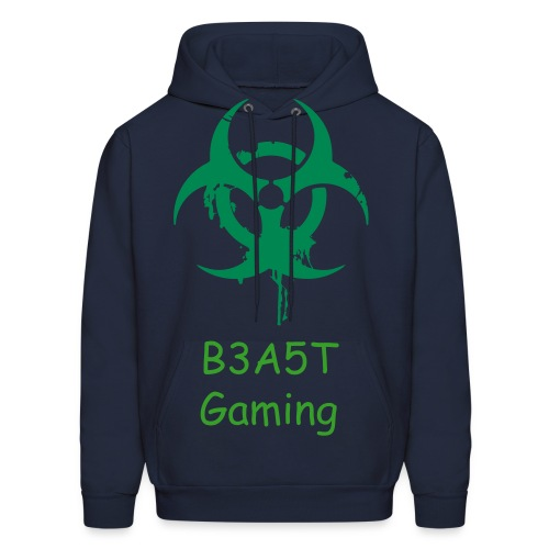 B3A5T Gaming Red Sweater - Men's Hoodie