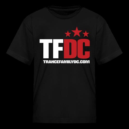 TFDC Kids [White Logo] - Kids' T-Shirt