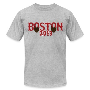 Boston 2013 - Men's Fine Jersey T-Shirt