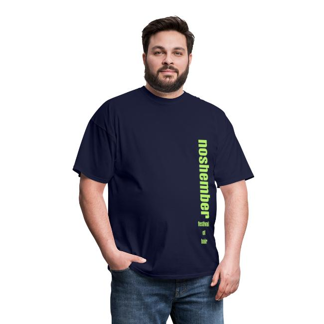 Add Your Slogan Dude's Noshember Tee