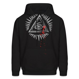 Real Eyes Recognize - Men's Hoodie