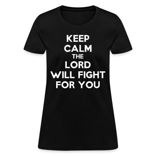 calm - Women's T-Shirt