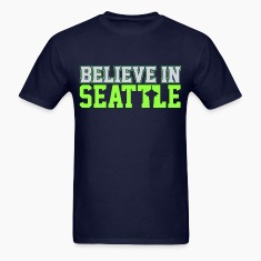 Believe In Seattle Shirt