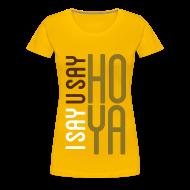 Women's T-Shirts ~ Women's Premium T-Shirt ~ Hoya (Premium)