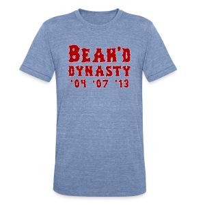 Beah'd Dynasty - Unisex Tri-Blend T-Shirt