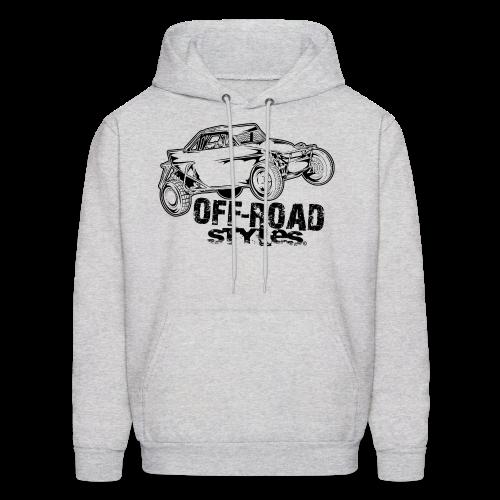 Off-Road Styles Buggy - Men's Hoodie