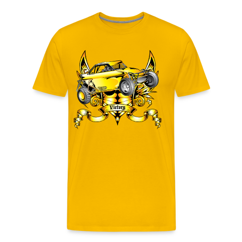 Off-Road Trophy Buggy - Men's Premium T-Shirt
