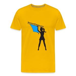 Russ Special - Men's Premium T-Shirt