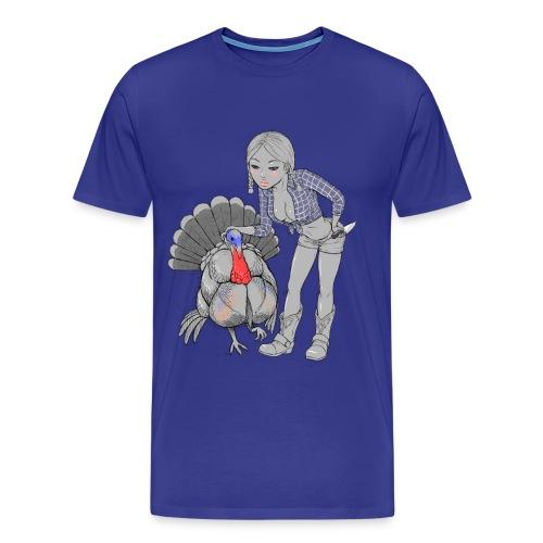 Turkey day - Men's Premium T-Shirt