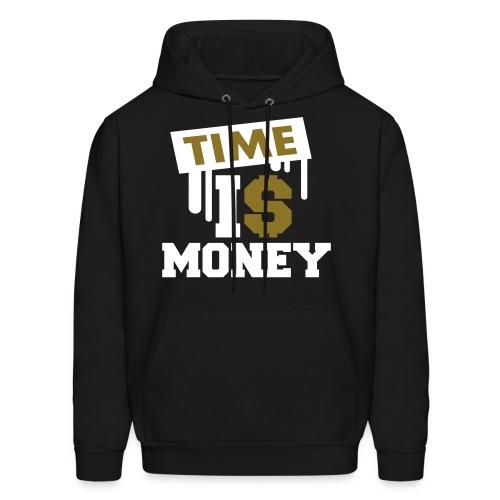 Time Is Money - Men's Hoodie