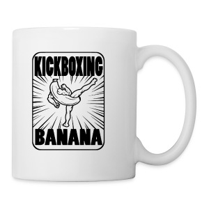 Kickboxing Banana Design #1 - Coffee/Tea Mug