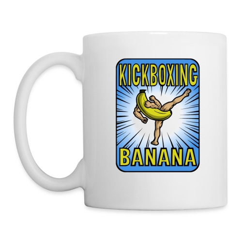 Kickboxing Banana Design #3 - Coffee/Tea Mug