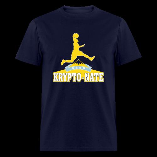 Krypto-Nate - Mens T-Shirt - Men's T-Shirt