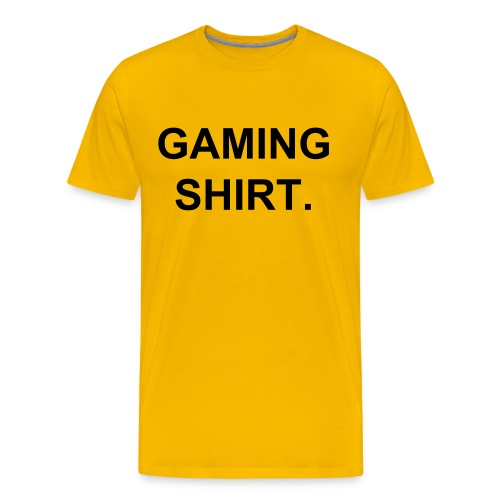 Playing Halo - Men's Premium T-Shirt