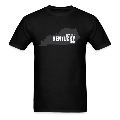 My Old Kentucky Home - Men's T-Shirt