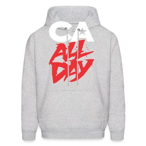 CA ALL DAY - Men's Hoodie