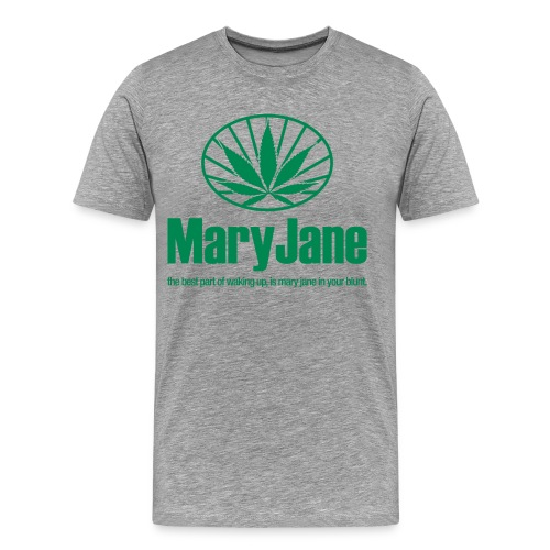 Mary Jane Men's Premium T-shirt - Men's Premium T-Shirt