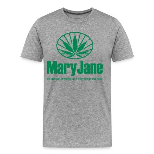 Mary Jane Men's Premium T-shirt - Men's Premium T-Shirt