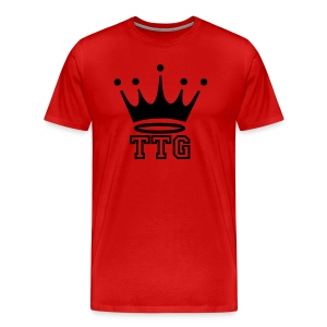 TTG'S Crown T-shirt - Men's Premium T-Shirt