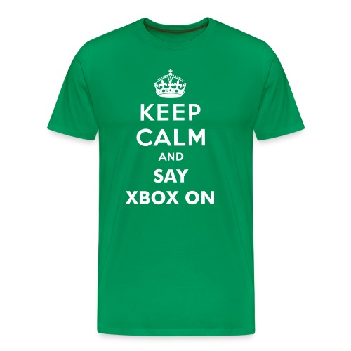 Xbox On Mens - Men's Premium T-Shirt