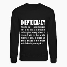 ineptocracy Long Sleeve Shirts