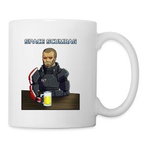 TJ Laser Design #3 - Coffee/Tea Mug