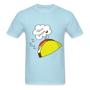 Taco Dream T-Shirt - Men's T-Shirt