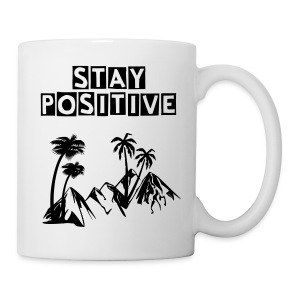 Stay Positive Traveler - Coffee/Tea Mug