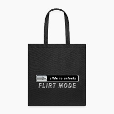 slide to unlock flirt mode Bags & backpacks