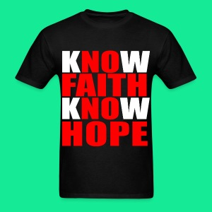 Know Fatih Know Hope!!!!! - Men's T-Shirt