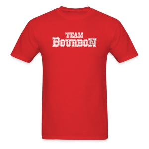 Team Bourbon - Men's T-Shirt