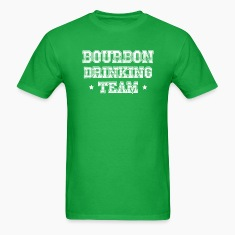 Bourbon Drinking Team T-Shirts