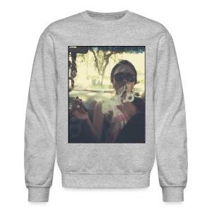 Blowing O's - Crewneck Sweatshirt