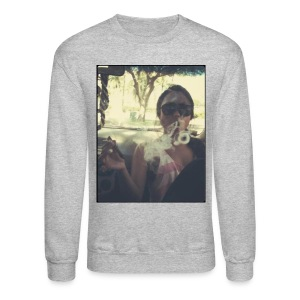 Blowing O's - Crewneck Sweatshirt