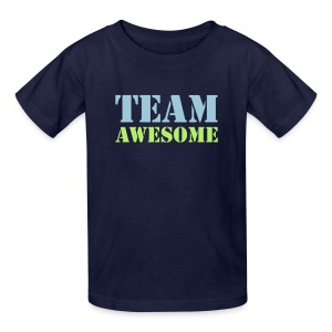 Team Awesome - Kids' T-Shirt