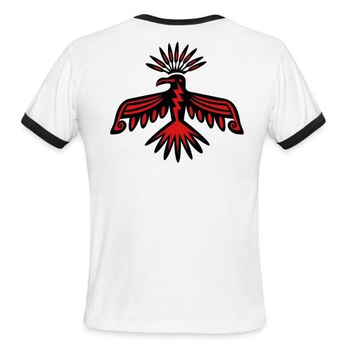 Native ThunderBird Ringer - Men's Ringer T-Shirt