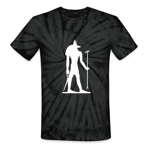 tie dye anubis shirt - Unisex Tie Dye T-Shirt