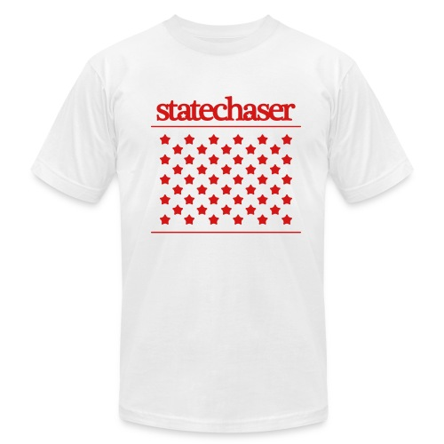 Statechaser state-tee - Men's  Jersey T-Shirt