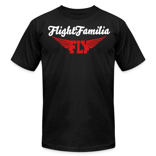 Fly1 - Men's Fine Jersey T-Shirt