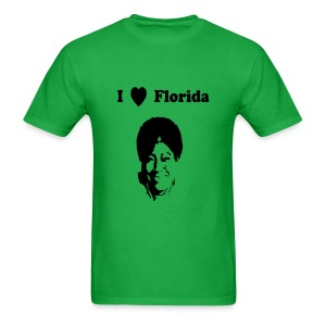 I heart FL - Men's T-Shirt