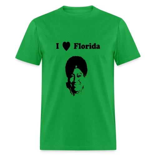I heart FL - Men's T-Shirt