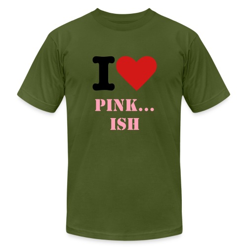 Pinkish - Men's Fine Jersey T-Shirt