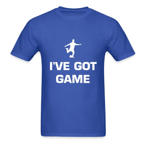 I've Got Game T-Shirt - Men's T-Shirt