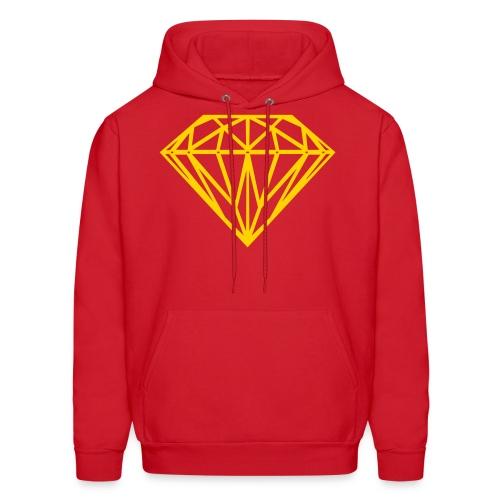 Jay Cruz Gold Diamond - Men's Hoodie