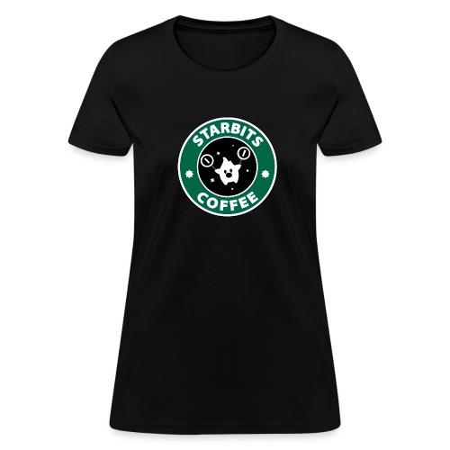 Starbits Coffee (Women's) - Women's T-Shirt